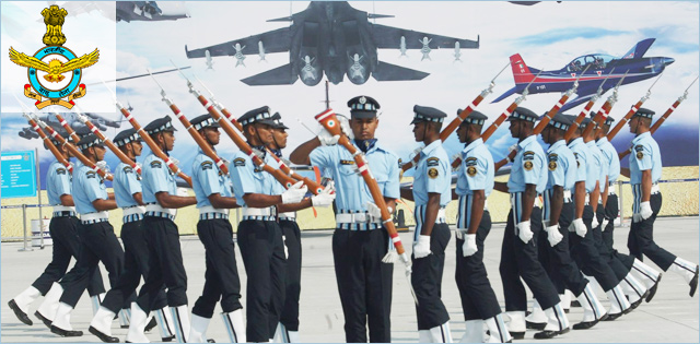 Indian Air Force Me Career