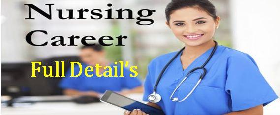 Nursing Me Career