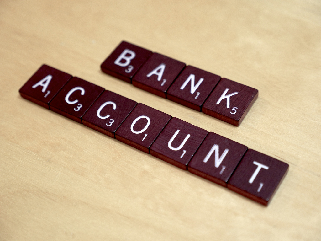 how many types of bank account