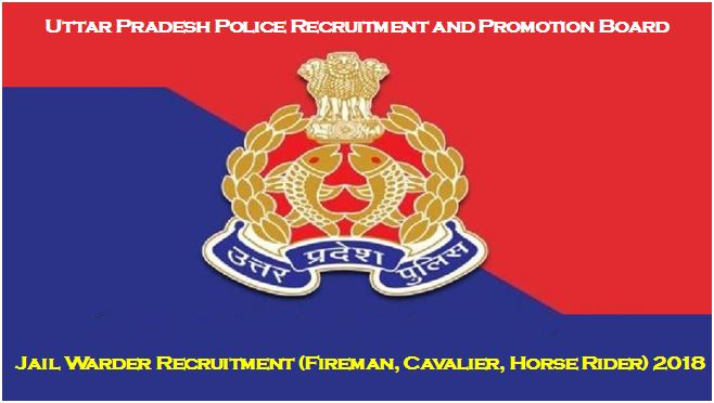 UPPRPB Jail Warder Recruitment